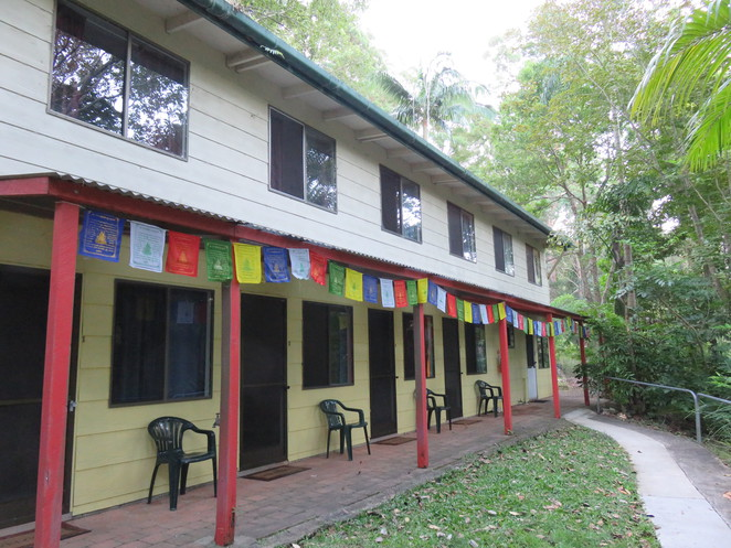 Chenrezig Institute, Buddhist Centre, Sunshine Coast,