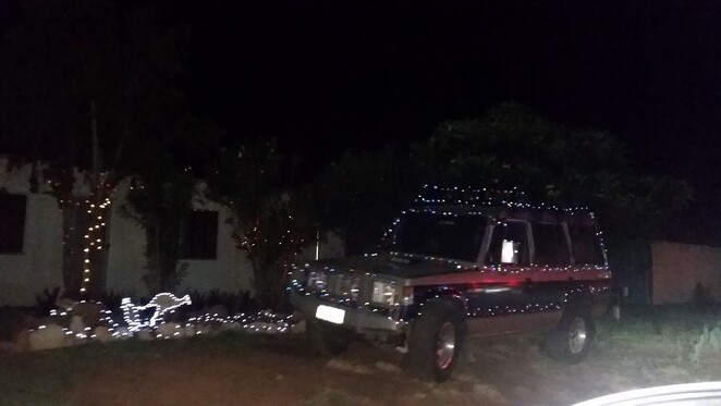 Christmas, family event, Mount Isa, outback, Queensland, Christmas light, Mount Isa Christmas Lights Cavalcade