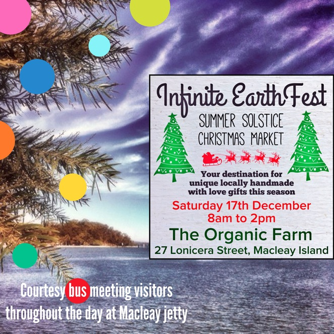 Christmas, market, organic, coffee, ethnical gifts, eco products, macleay island, the organic farm
