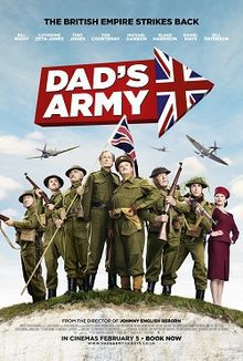 dad's army, cinema, film, movie, universal pictures