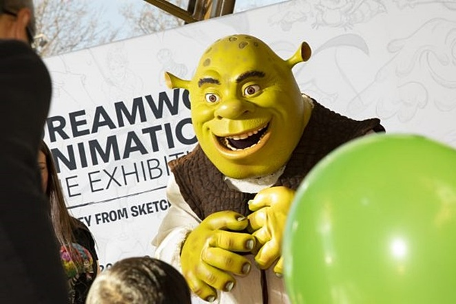 dreamworks, floriade, shrek, 2019, events, school holidays, kids, things to do, free, spring, october, 2019, whats on,