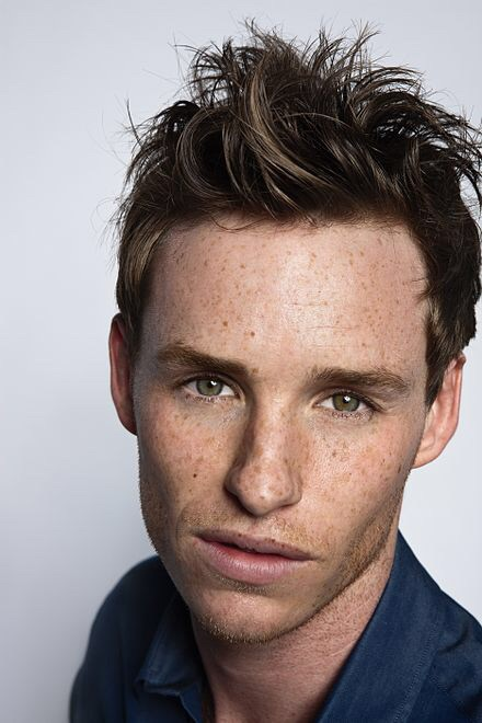 Eddie Redmayne, actor, The a Theory of Everything