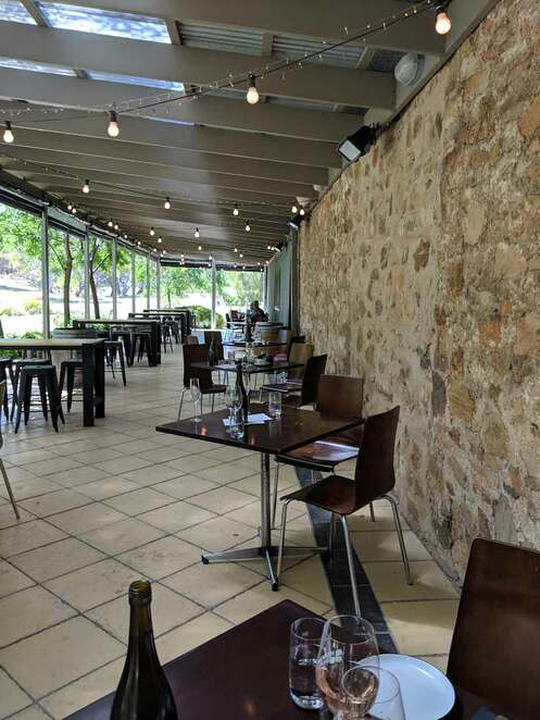 food, wine, mt barker, clover and stone, winery, cellar door, lunch