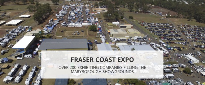 Fraser Coast Expo, Outdoor Event, Family Fun Day Out, Camping, Caravan, 4x4, 4WD, Fishing, Home Show, Marybourough