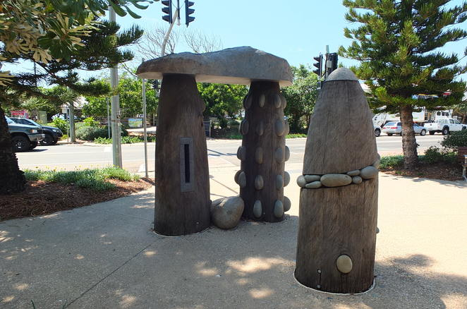 FREE Coolum Beach Public Art Trail, local Australian street artists, Downtown Caloundra Street Art Trail, Coolum Beach, David Low Way, Coolum Boardwalk, Point Perry, Lions Park, Coolum Beach Hotel, 3kms, Kulum-galangur-ngarawiny, Bianca Beetson, Kabi Kabi people, Look Ahead, John Fuller, Coolum Time and Texture, Carl Holder, Coral Sea Motif, Blair McNamara, Ebtide, Hew Chee Fong, Dialogue, LM Noonan, Turtle Cove, Lucas Salton, Coolum Beach Holiday Activities, Richard Newport, Point of View, Kim Guthrie, Enjoy Coolum, Clayden Potters, ceramic panels, Bird Panels, Nicole Voevodin-Cash, Wilkinson Park, The Val and Dave Simons Pavilion, wheelchair accessible, stroller accessible