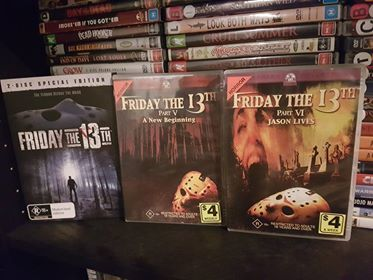 Friday The 13th, Friday the 13th movie, Friday the 13th franchise, Friday the 13th part V, A new beginning, Friday the 13th part I, Friday the 13th part VI, Jason Lives, Jason Voorhees, Mrs. Voorhees, Horror Movie, Party, Movie, Movie Party, Movie Watching Party, Friday the 13th Party, 13, Scary, Spooky, Comedy, Funny, Costume, Cosplay, Costume Party, DIY, Halloween, Holiday