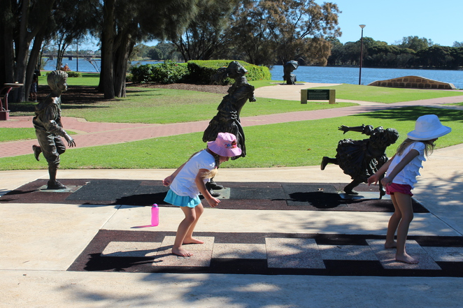 fun games Burswood Park