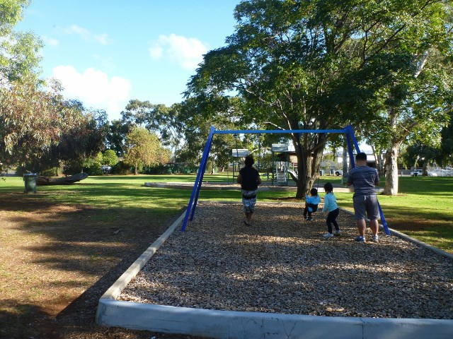 George Street Reserve Marion, playgrounds, parks, Adelaide