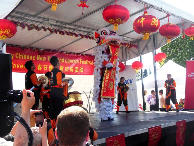 glen waverley lunar new year
