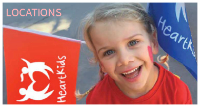 HeartKids Two feet & a Heartbeat 4km walk congenital heart disease