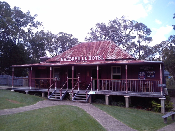 historic village herberton, bakerville pub, things to do near Cairns, outdoor museum, vintage vehicles, collectibles and antiques