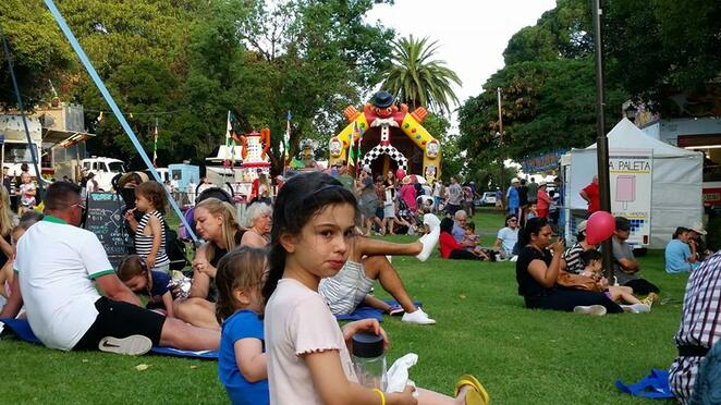 hyde park fair perth