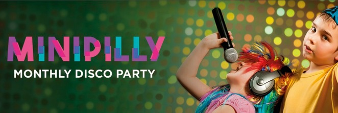 indooroopilly shopping centre, minipilly, disco, childminding, school holidays