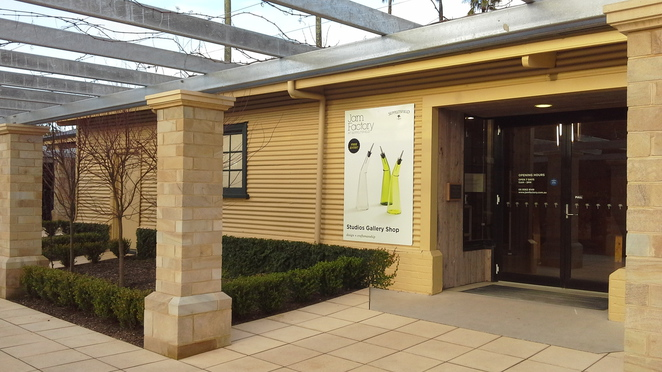 Jam Factory at Seppeltsfield , Barossa Valley. Image by Out and About.