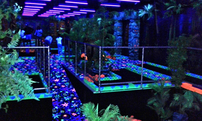 jungle mini golf, canberra, school holidays, families, putt putt, powerkart raceway, ACT,