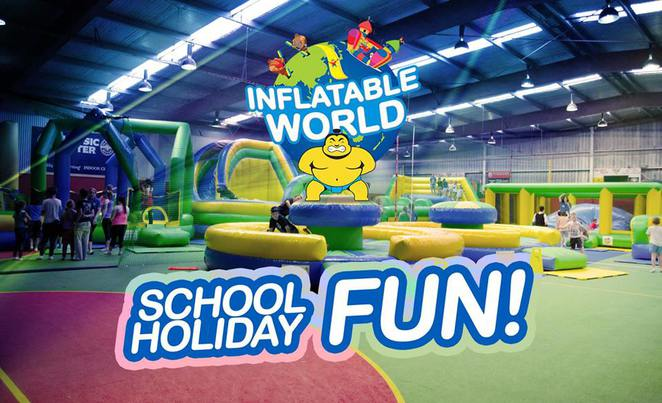 kambah adventure world, canberra, kambah, ACT, school holidays, birthday parties, kids, children, indoor play centres,