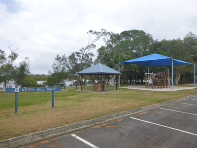 Keith Hill Park Bell's Creek Caloundra