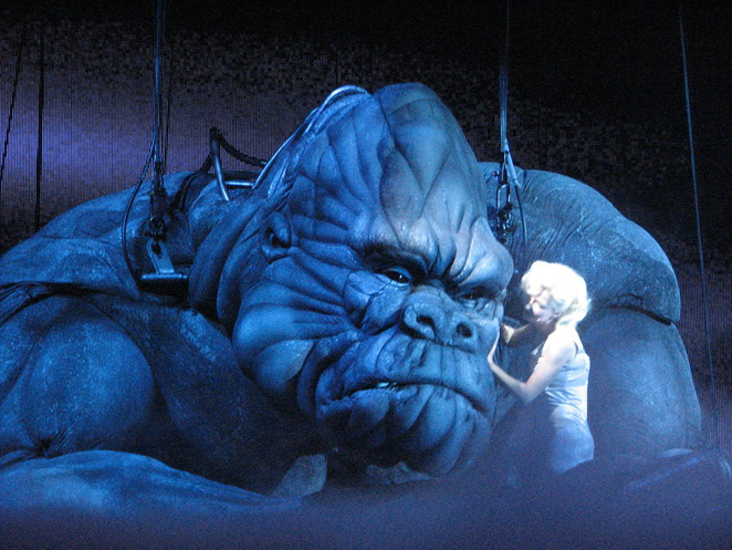 King Kong the Musical, Esther Hannaford