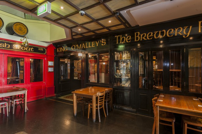 King O Malleys pub, Canberra, ACT