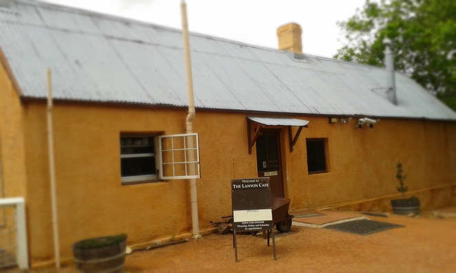 lanyon homestead, layon cafe, ACT, lunch, breakfast, historic houses,