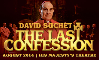 Image Courtesy of His Majesty's Theatre website