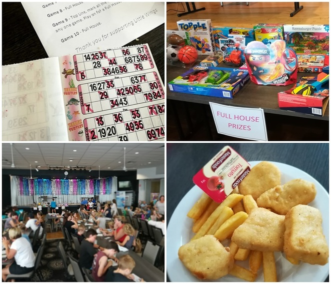 little wings bingo, port stephens, soldiers point bowling club, NSW, kids, children, family friendly, things to do, activities, club,