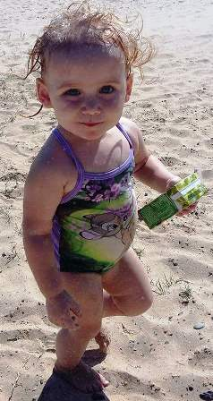lollypop, beach, baby model, lola, audition, casting, cossie