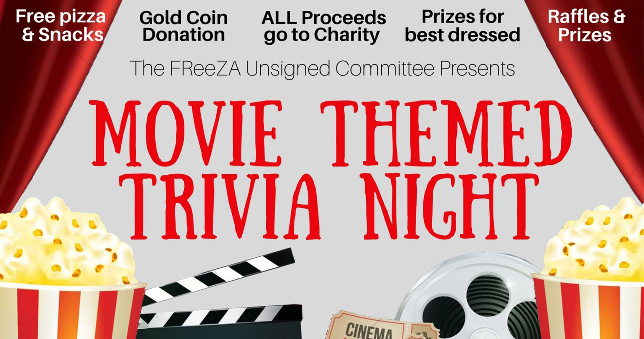 movie themed trivia night melbourne