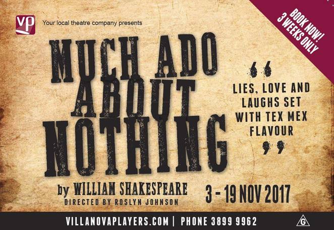 Much Ado Villanova