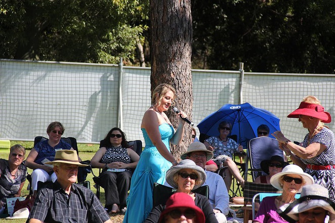 Opera In The Gardens, Mt Cootha Botanic Gardens, Brisbane, 2015
