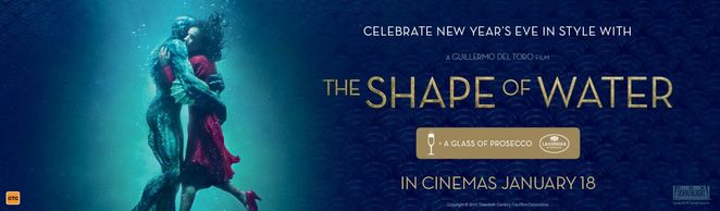 palace cinemas, new years eve, canberra, 2017, events, movies, the shape of water, movies, newacton precinct,