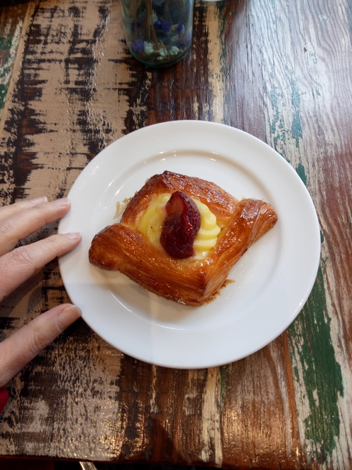 Pastries, sweets, cakes, vakery, cafe preston, high street, kolache cravings
