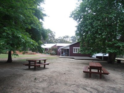 The Perth Hills Centre is a beaut spot to enjoy a picnic lunch.