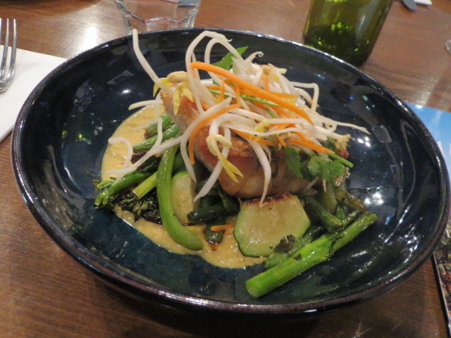 Pirie & Co, Pan Fried Market Fish, Adelaide