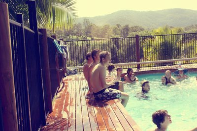 Pool, Australia Day, Hottest 100, Party, Triple J
