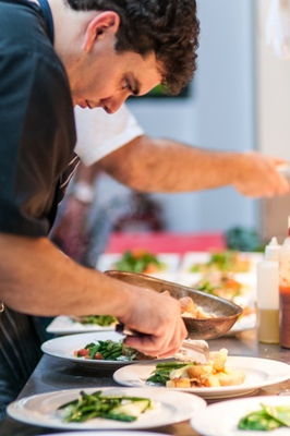 Owner and Executive Chef, Adrian