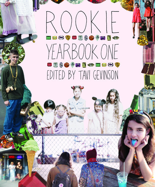 rookie rookiemag yearbook cover gift