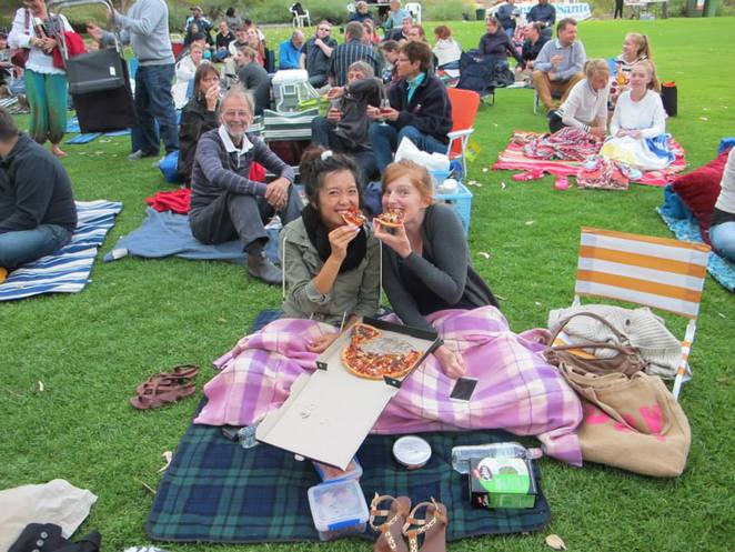 Shakespear in the Park WA