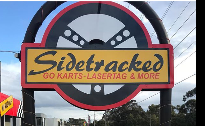 Sidetracked, bowling, mini golf, oakleigh