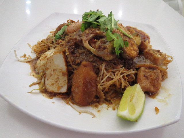 Singapore Delights, Mee Siam, Adelaide