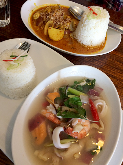 spice i am, curries, soups, thai food, thai restaurants sydney, sydney