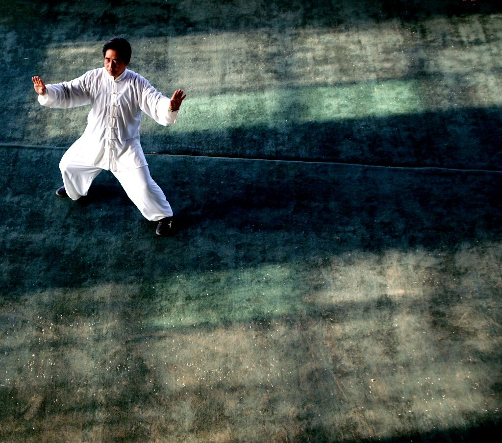 Tai Chi and Qigong for Beginners in Albert Park - Melbourne