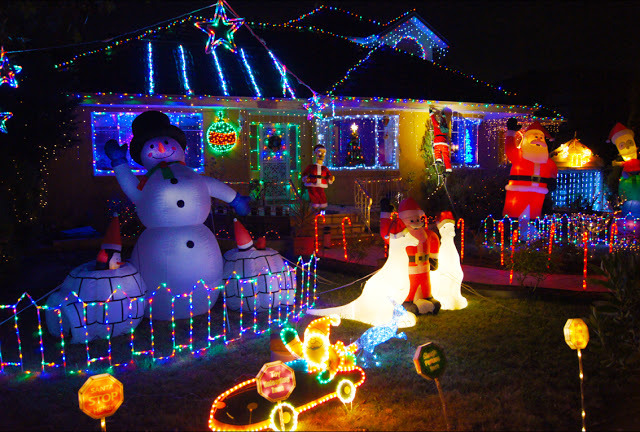 Where are the Best Christmas Light Displays in Adelaide? - Where Are The Best Christmas Light Displays In Adelaide? - Adelaide