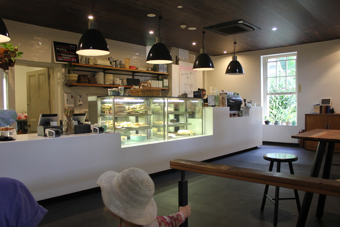 The Pantry Cafe, QUT, Old Government House, Gardens Point Campus, City Cafe, Historic Cafe, Botanic Gardens,