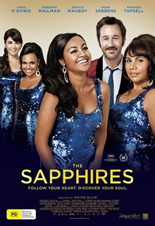 The Sapphires, Jessica Mauboy,