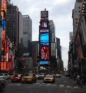 Time Square, Broadway, New York, TKTS, Cheap Tickets