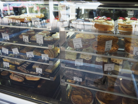 Uncle Bob's bakery, baker, bread, coffee, cakes, pastries