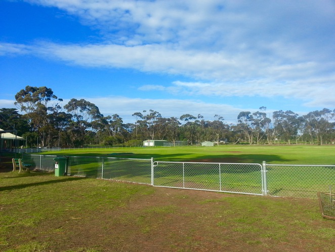 Wallington Oval, Wallington, Bellarine