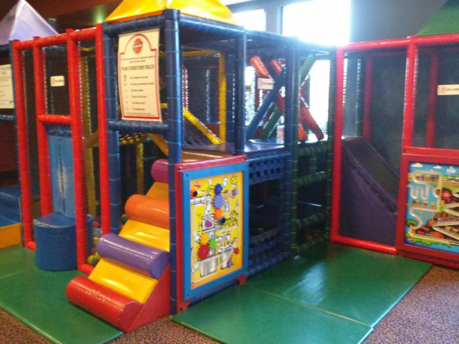 Woden Southern Cross Club Play area Henrys restuarant