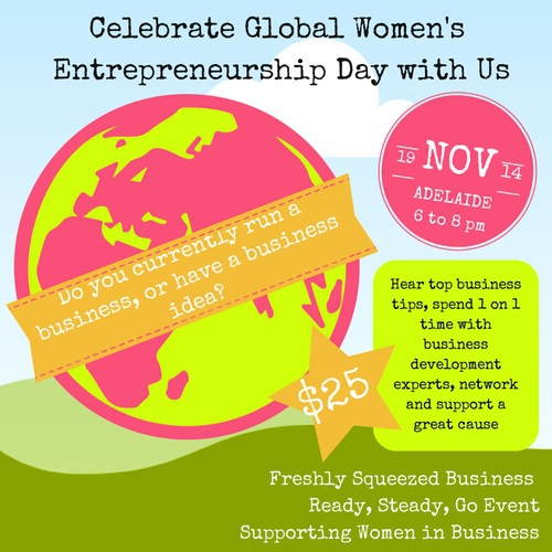 Womens Entrepreneurship Day